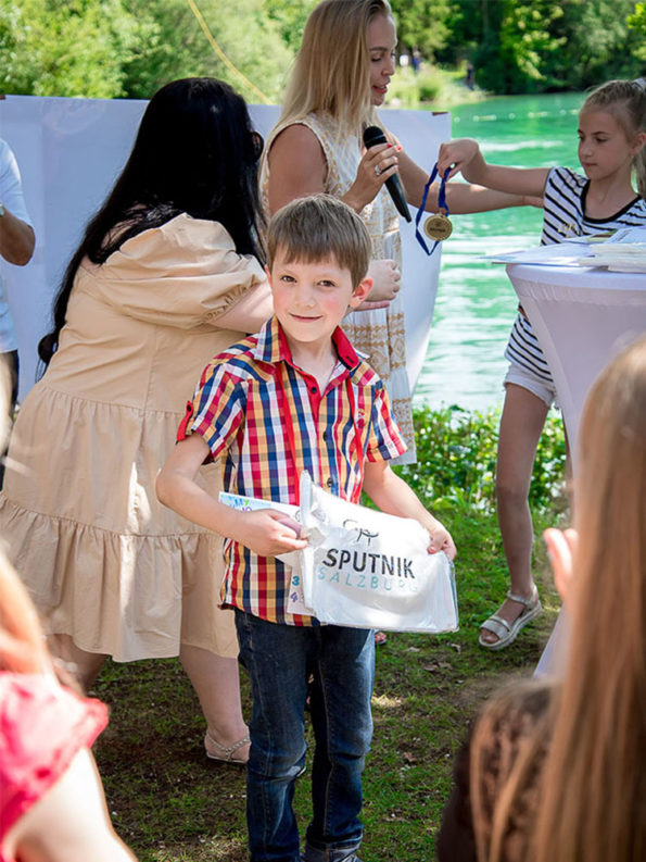 Russisches Sommerfest